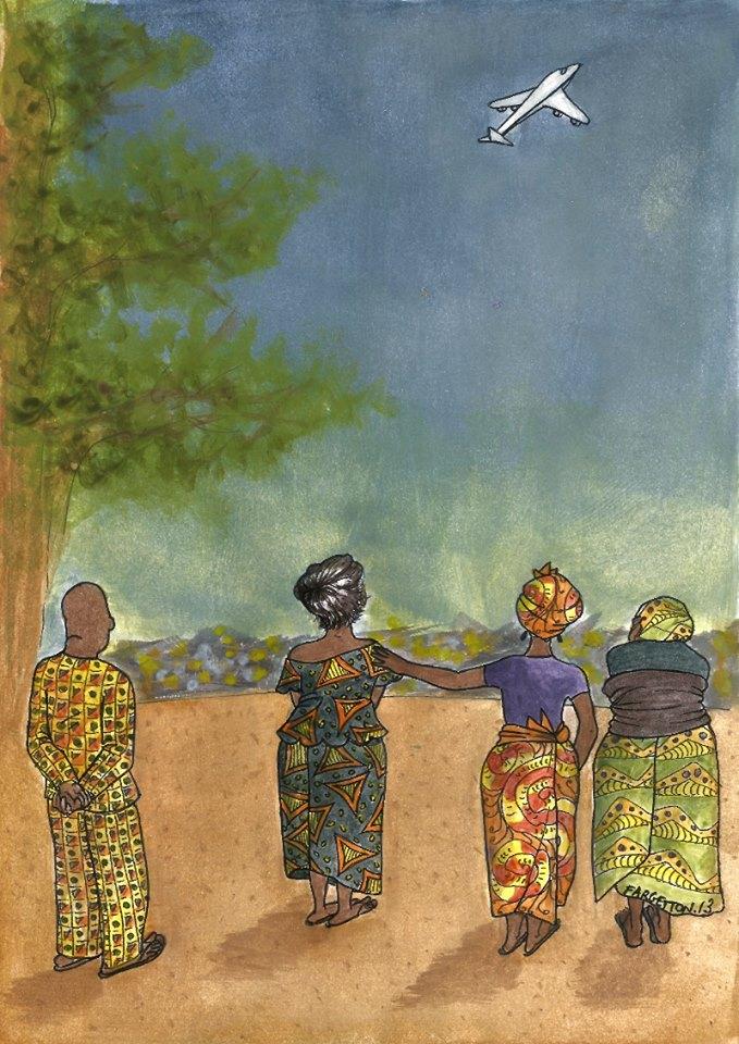 L'immigration vue d'Afrique.