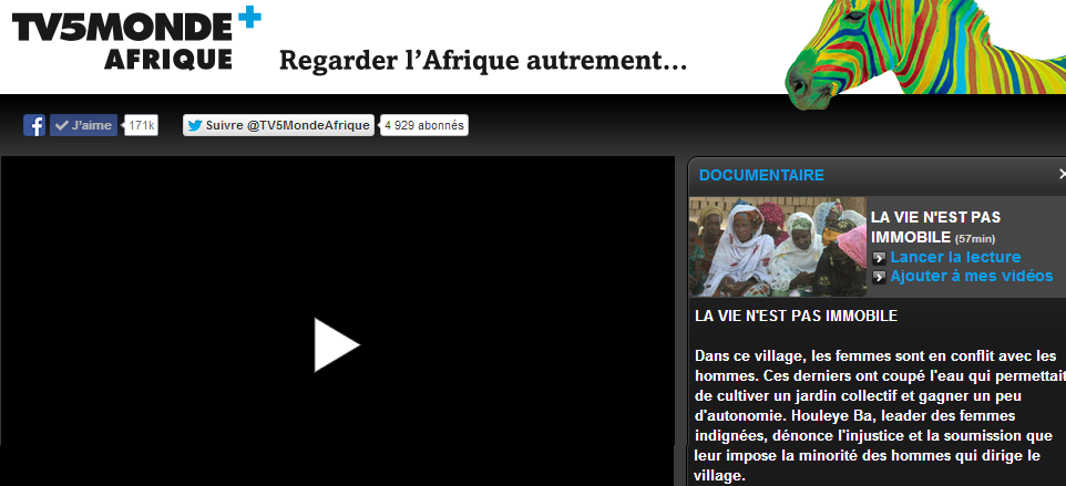 TV5 Monde Diago film