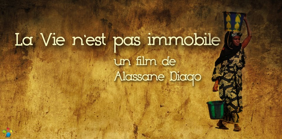 La vie n'est pas immobile de Alassane Diago. Crédit : Topaz for Art & Advertising