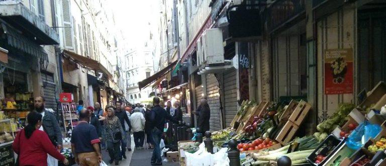 Article : Un dimanche ordinaire à Marseille