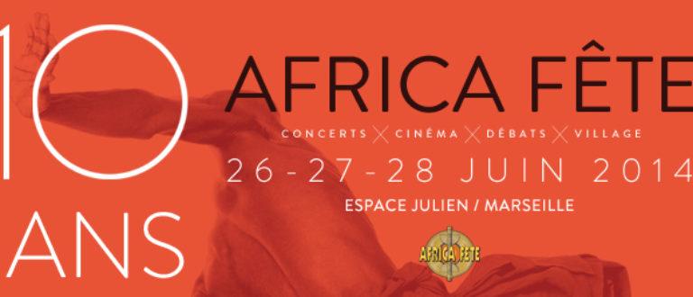 Article : « Africa fête » : 10 ans de musiques africaines à Marseille