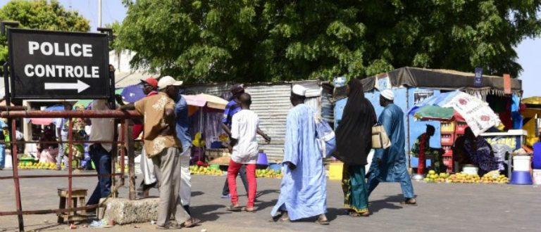 Article : Comment j'ai rencontré les douaniers gambiens