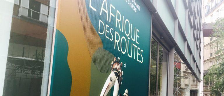 Article : Exposition : l'Afrique des routes